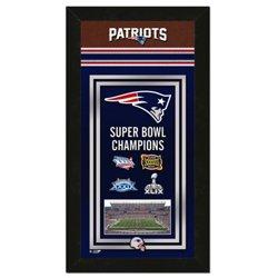 Photo File New England Patriots Championship Banner