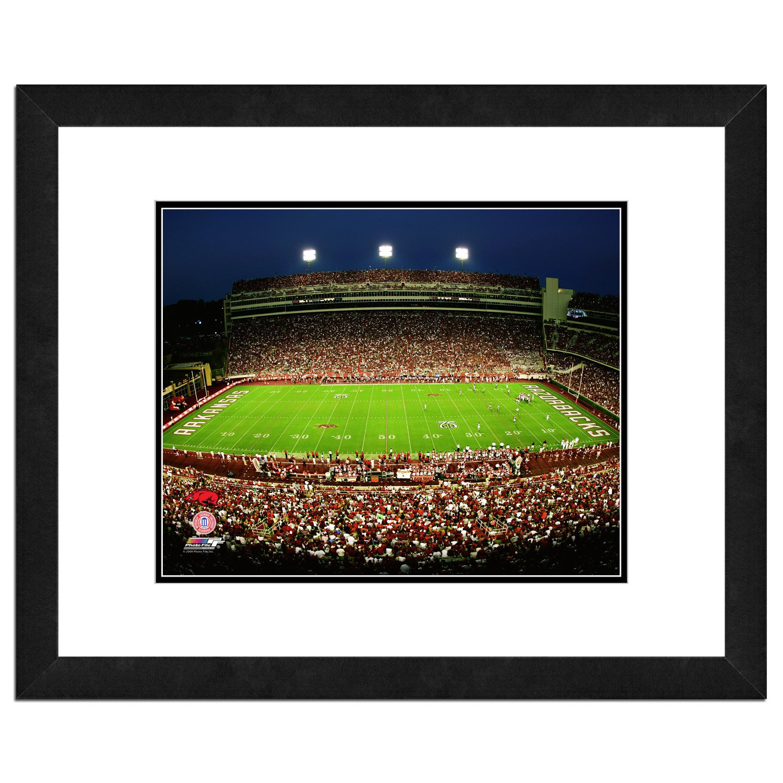 Photo File University of Arkansas Donald W. Reynolds Razorback Stadium 8' x 10' Photo
