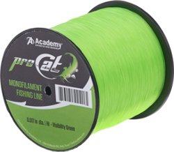 Academy Sports + Outdoors Pro Cat Monofilament Fishing Line