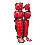 "Schutt Adults' AiR Maxx Scorpion 16"" Double-Flex Leg Guards"