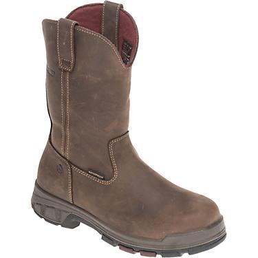 328323398d2 Wolverine Men's Cabor EPX EH Composite Toe Wellington Work Boots