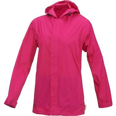 Magellan Outdoors Women's Packable Rain Jacket