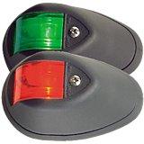 Perko 12V Vertical-Mount Side Lights 2-Pack