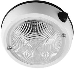 Perko Surface-Mount Exterior Dome Light