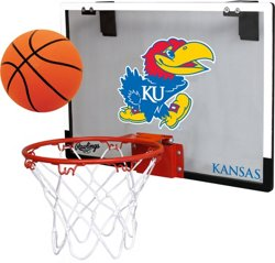 Rawlings® University of Kansas Game On Polycarbonate Hoop Set
