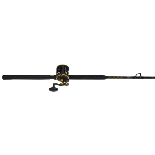 PENN® Squall Levelwind 6' MH Saltwater Conventional Rod and Reel Combo