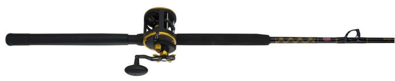 PENN Squall Levelwind 6′ MH Saltwater Conventional Rod and Reel Combo Black, 30 – Baitcast Combos at Academy Sports