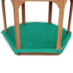 Gorilla Playsets™ Play-Zee-Bo Sandbox
