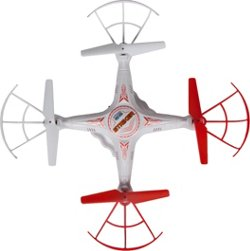 World Tech Toys Striker Spy Drone Remote Control Quadcopter with Indoor/Outdoor Camera