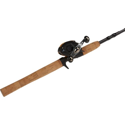 Zebco Pro Staff 6'6' MH Freshwater Rod and Reel Combo