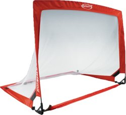 4 ft x 4 ft Infinity Weighted Squared Pop Up Soccer Goal