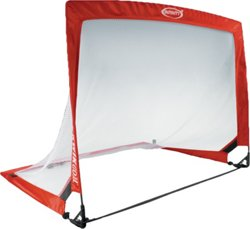 3 ft x 4 ft Infinity Squared Pop Up Soccer Goal