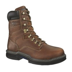 Men's Raider EH Steel Toe Lace Up Work Boots