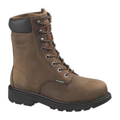 4e8de599461 Wolverine Men's McKay EH Steel Toe Lace Up Work Boots