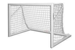4 ft x 6 ft Deluxe European Club Junior Soccer Goal