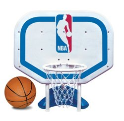 Poolmaster® NBA Logo Pro Rebounder Style Poolside Basketball Game