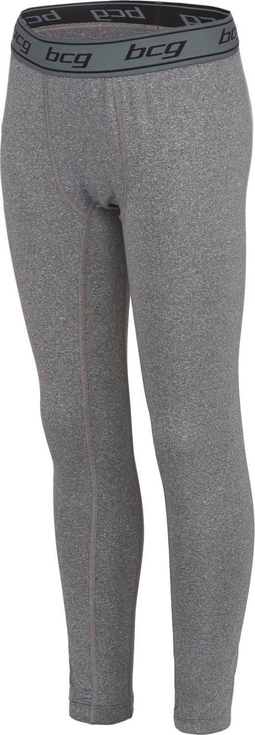 4132a4e309 Display product reviews for BCG Boys' Logo Elastic Compression Legging