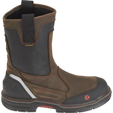 271437b69a5 Wolverine Men's Overman EH Composite Toe Wellington Work Boots