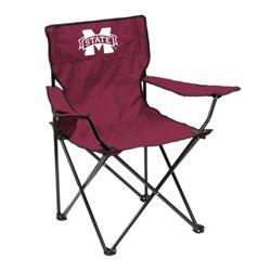 Logo Mississippi State University Quad Chair