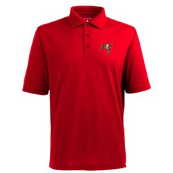 Men's Tampa Bay Buccaneers Piqué Xtra-Lite Polo Shirt