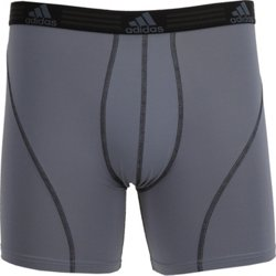 adidas Men's Sport Performance climalite Boxer Briefs 2-Pack