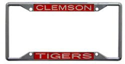 Stockdale Clemson University License Plate Frame