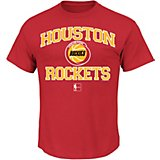 Majestic Men's Houston Rockets Heart and Soul T-shirt