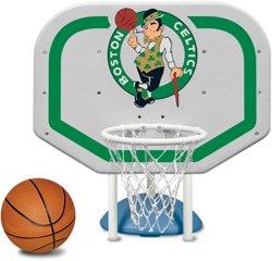 Poolmaster® Boston Celtics Pro Rebounder Style Poolside Basketball Game