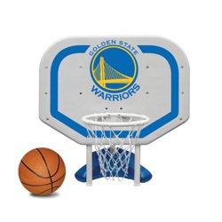Poolmaster® Golden State Warriors Pro Rebounder Style Poolside Basketball Game