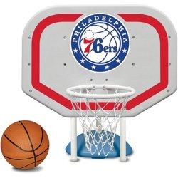 Poolmaster® Philadelphia 76ers Pro Rebounder Style Poolside Basketball Game
