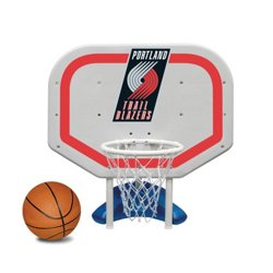Poolmaster® Portland Trail Blazers Pro Rebounder Style Poolside Basketball Game