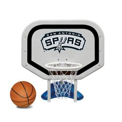 Poolmaster® San Antonio Spurs Pro Rebounder Style Poolside Basketball Game