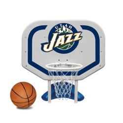 Poolmaster® Utah Jazz Pro Rebounder Style Poolside Basketball Game