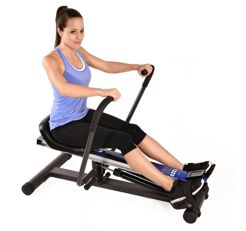 Stamina® 1333 Precision Rowing Machine - view number 4