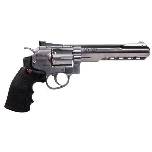 Crosman SR357 .177 Caliber Air Revolver