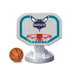 Poolmaster® Charlotte Hornets Competition Style Poolside Basketball Game