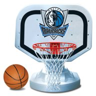 Poolmaster® Dallas Mavericks Competition Style Poolside Basketball Game