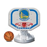 Poolmaster® Golden State Warriors Competition Style Poolside Basketball Game