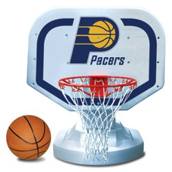 Poolmaster® Indiana Pacers Competition Style Poolside Basketball Game