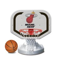 Poolmaster® Miami Heat Competition Style Poolside Basketball Game