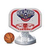 Poolmaster® New Orleans Pelicans Competition Style Poolside Basketball Game