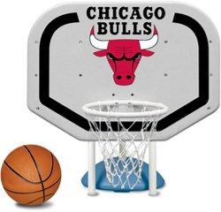 Poolmaster® Chicago Bulls Pro Rebounder Style Poolside Basketball Game