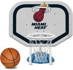 Poolmaster® Miami Heat Pro Rebounder Style Poolside Basketball Game