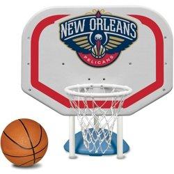 Poolmaster® New Orleans Pelicans Pro Rebounder Style Poolside Basketball Game