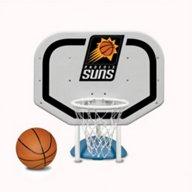 Poolmaster® Phoenix Suns Pro Rebounder Style Poolside Basketball Game
