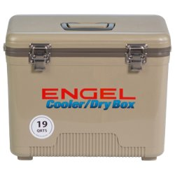 19 qt. Cooler/Dry Box