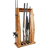 Rush Creek 4-Gun 8-Rod Combo Rack