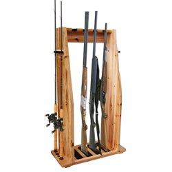 4-Gun 8-Rod Combo Rack