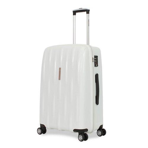 SwissGear 24' Upright Hard-Sided Spinner Suitcase