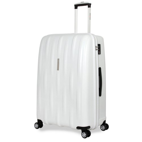 SwissGear 28' Upright Hard-Sided Spinner Suitcase